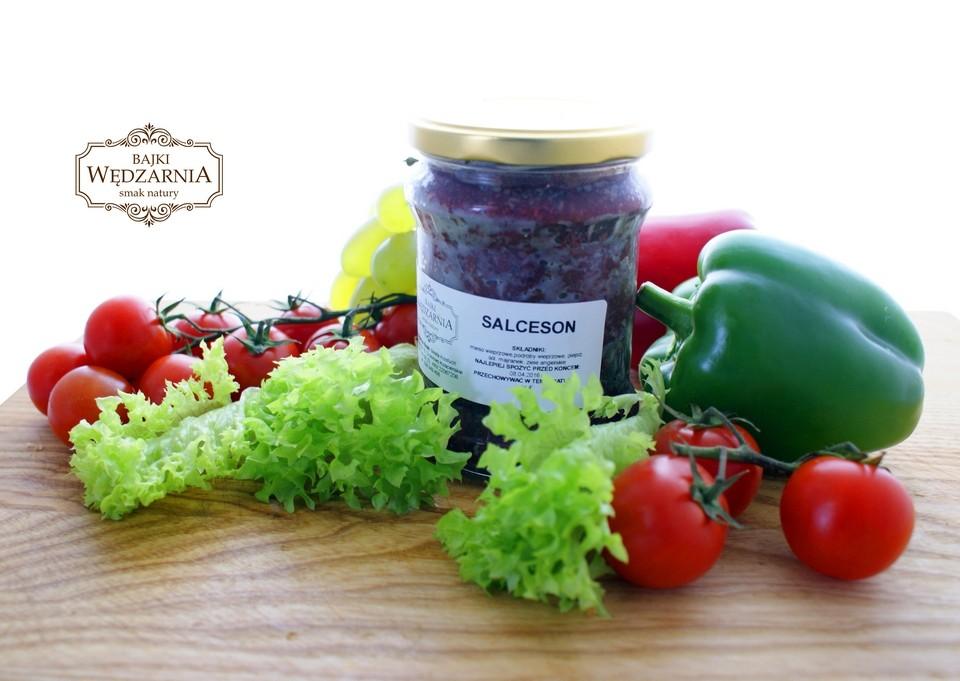 Salceson w słoiku